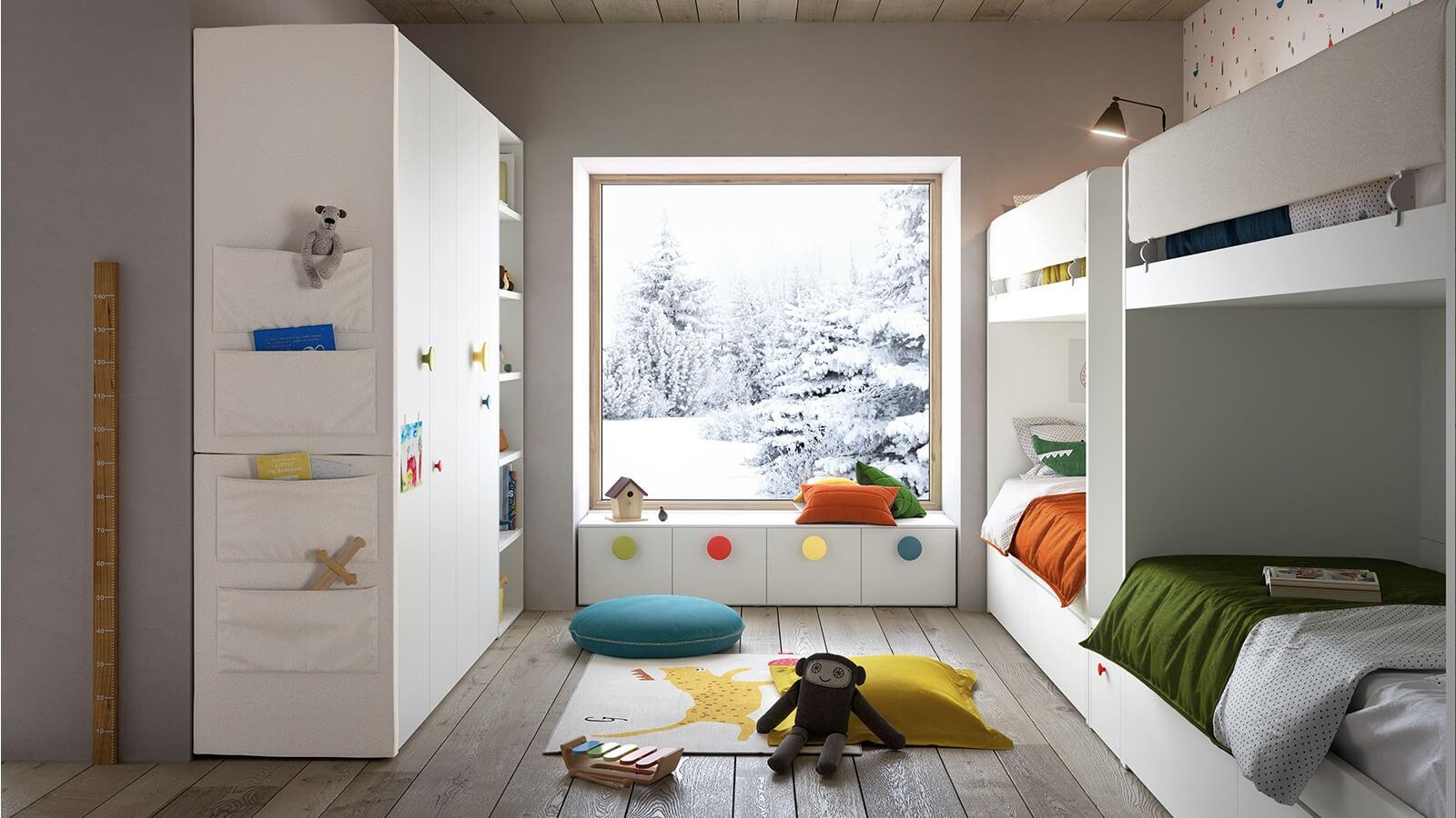 Mobiliario Juvenil Loft Interiorismo