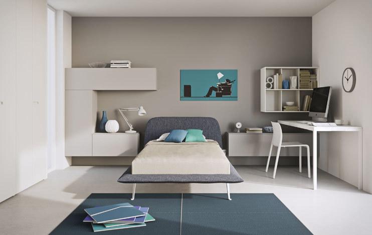 Battistella loft interiorismo - Tinte pareti camere da letto ...